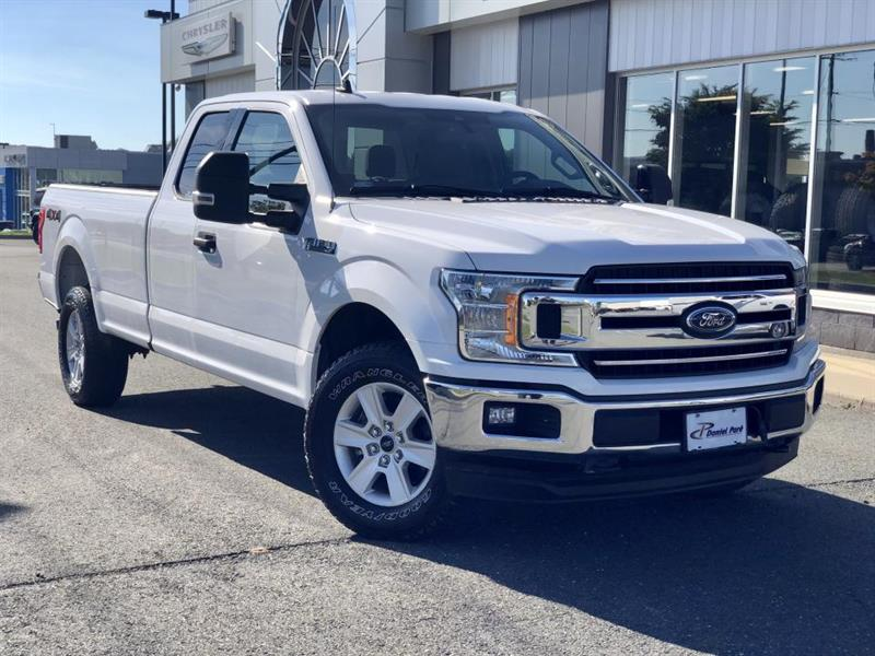 Ford F-150 2019 XLT SUPER CAB   **CAISSE 8'**