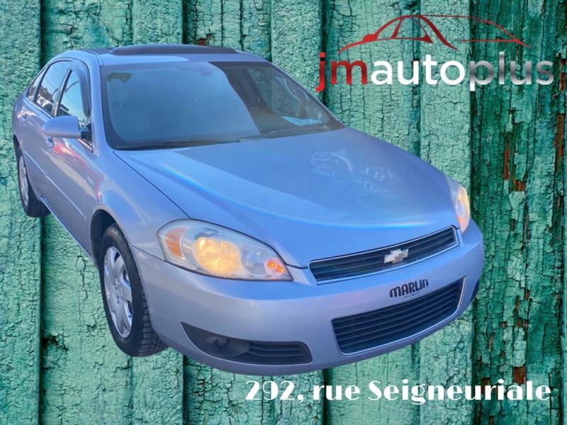 2006 Chevrolet Caprice
