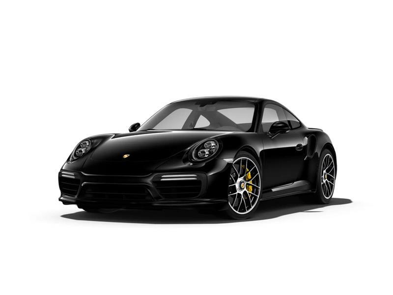 Porsche 911 2017 Turbo S
