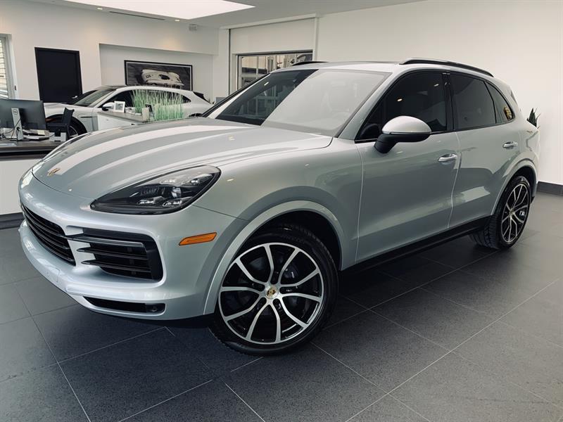 Porsche Cayenne 2019 AWD
