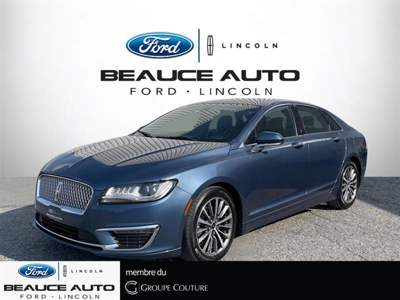 Lincoln MKZ 2019 SELECT+ 2.0L HYBRIDE+GPS+BAS K
