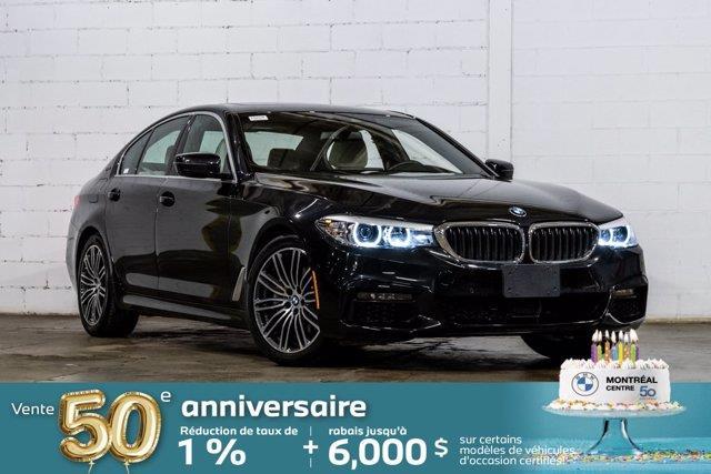 BMW Série 5 2019 530e xDrive iPerformance, Prem