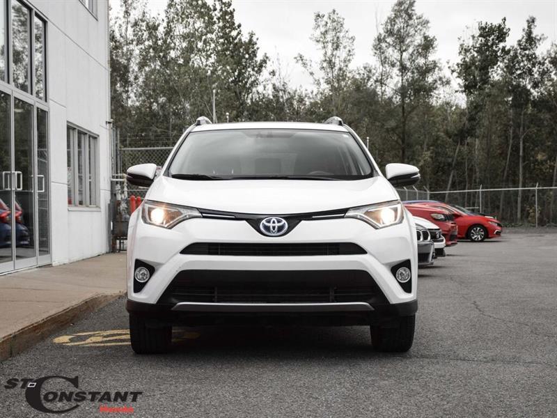 toyota RAV4 Hybrid 2016 - 2