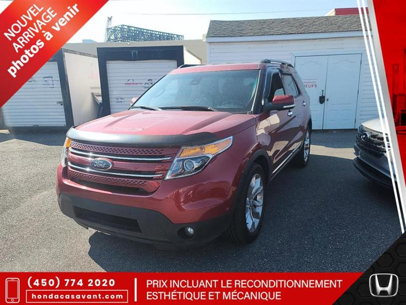 2014 Ford  Explorer 4 RM, Limited AWD