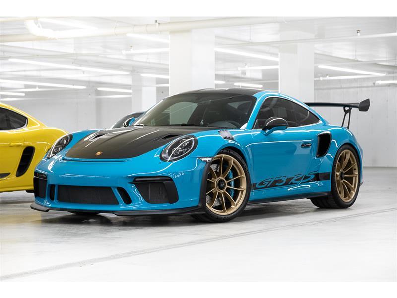 Porsche 911 2019 GT3 RS Coupe