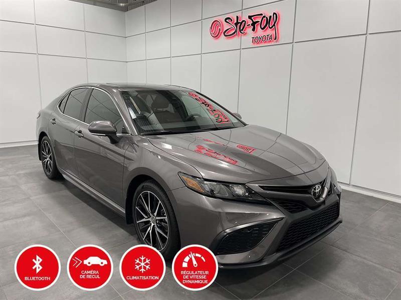 Toyota Camry 2021 SE - SIÈGES CHAUFFANTS