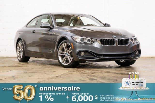 BMW Série 4 2017 430i xDrive, Premium, Navigati
