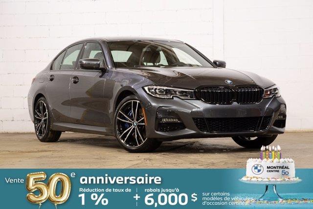 2020 BMW 3 Series 330i xDrive, Premium Amélioré,