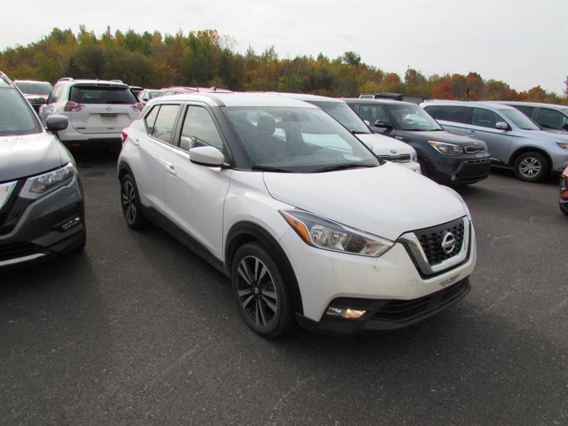 Nissan Kicks 2020 SV TA MAIN LIBRE CAMÉRA SIÈGES