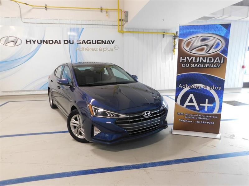 Hyundai Elantra 2019 PREFERRED/MAGS/AC/SIÈGES CHAUF