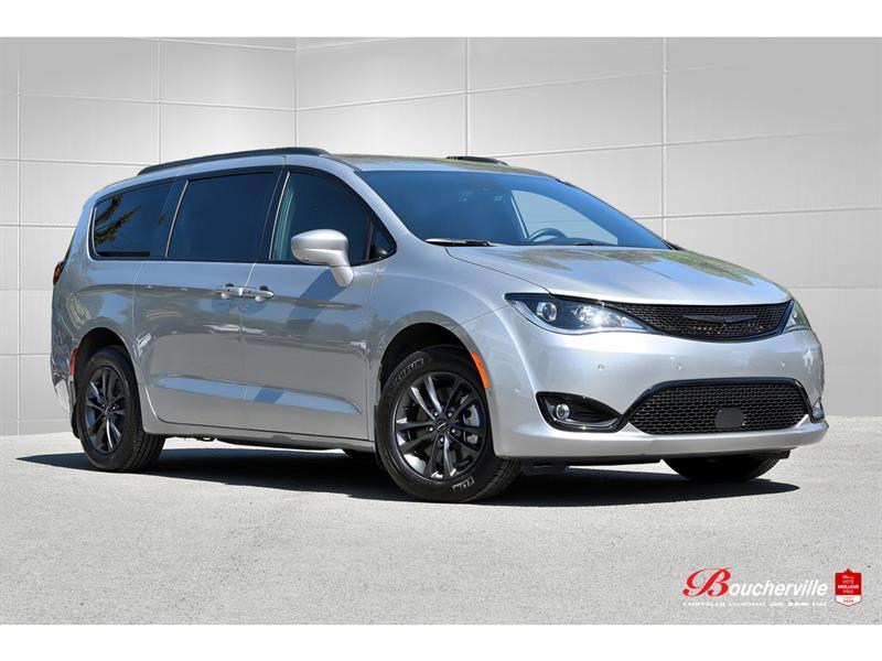 Chrysler Pacifica 2020 LAUNCH S * AWD * GPS * DVD * C