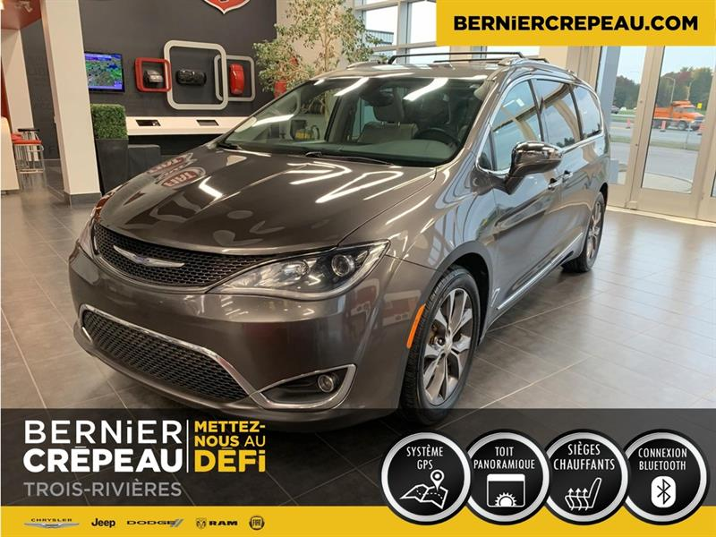 Chrysler Pacifica 2017 LIMITED CUIR BLUETOOTH GPS TOI