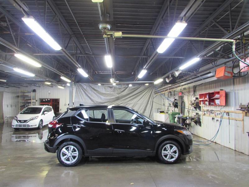 Nissan Kicks 2021 S MAIN LIBRE CAMÉRA ANGLES MOR