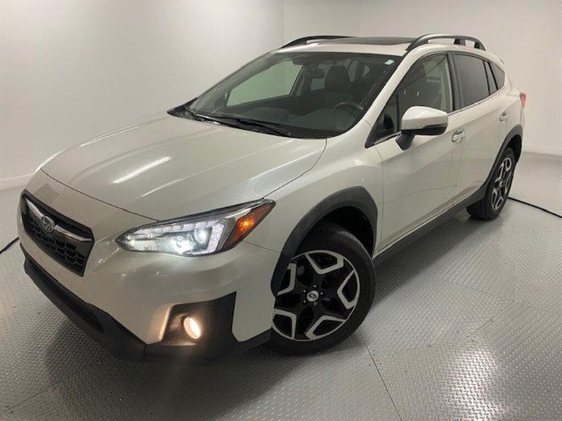Subaru Crosstrek 2018 Limited Pkg * Cuir * Toit * GP