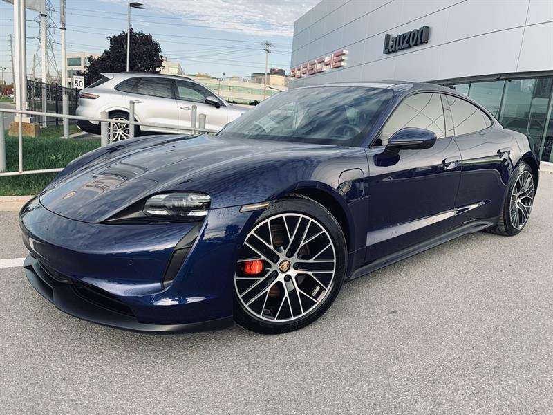 Porsche Taycan 2020 4S