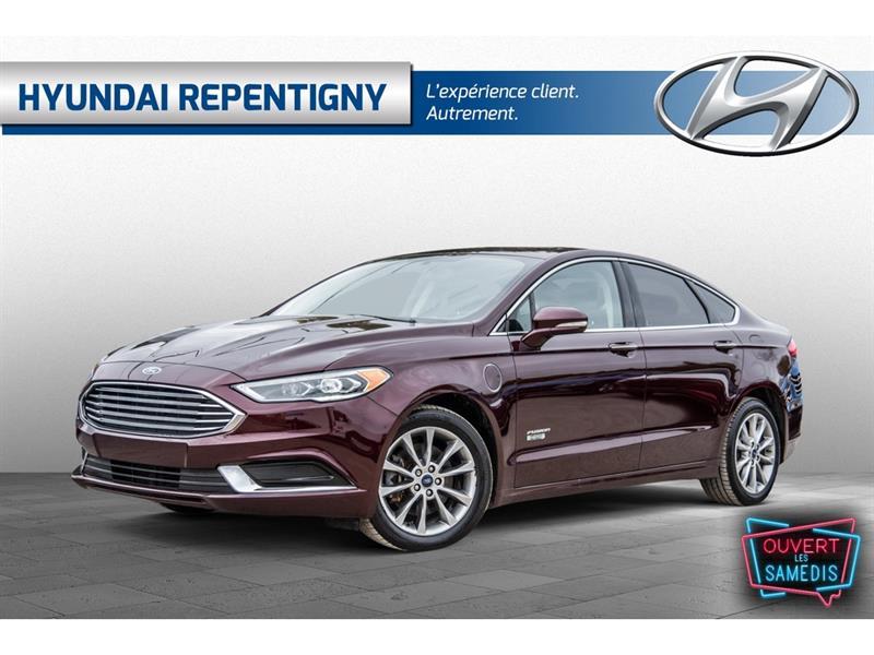 Ford Fusion 2018 SE FWD** ENERGY * HYBRIDE BRAN