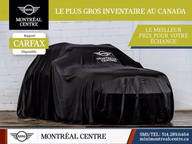 MINI Cooper 3 portes 2016 Ensemble Indispensable, Certif