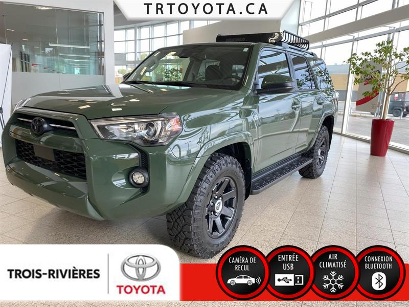 Toyota 4Runner 2021 4 roues motrices