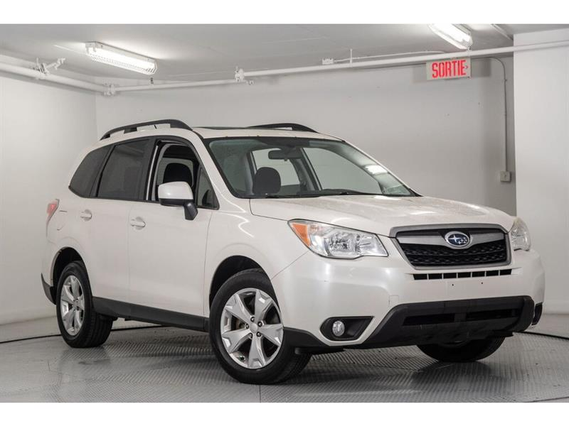 Subaru Forester 2014 2.5i Touring Pkg * Toit * Mags