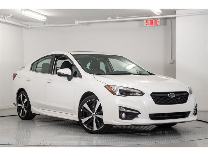 Subaru Impreza 2017 Sport-tech Pkg * Cuir * Naviga