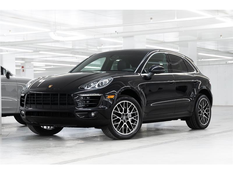 Porsche Macan 2015 S / Toit Panoramique / Bose /