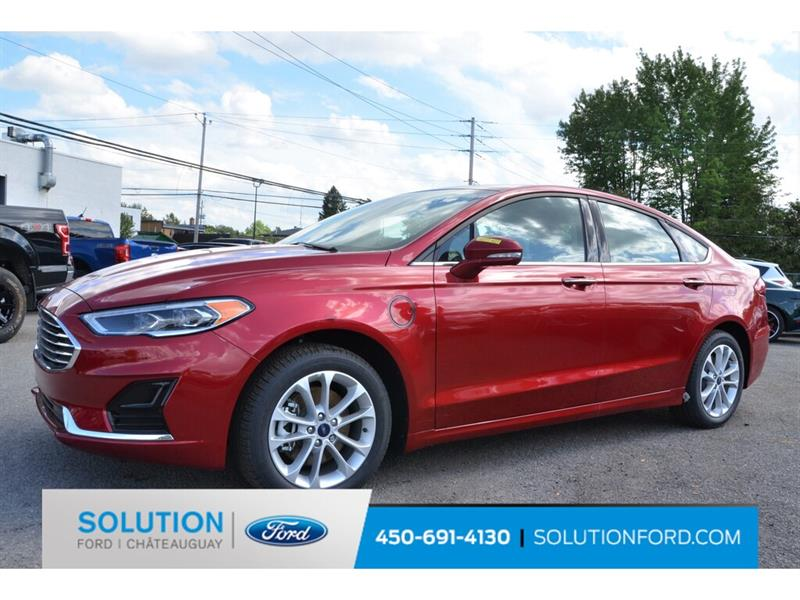 Ford Fusion 2020 +++ 25 000$ TAXES INCLUSES +++