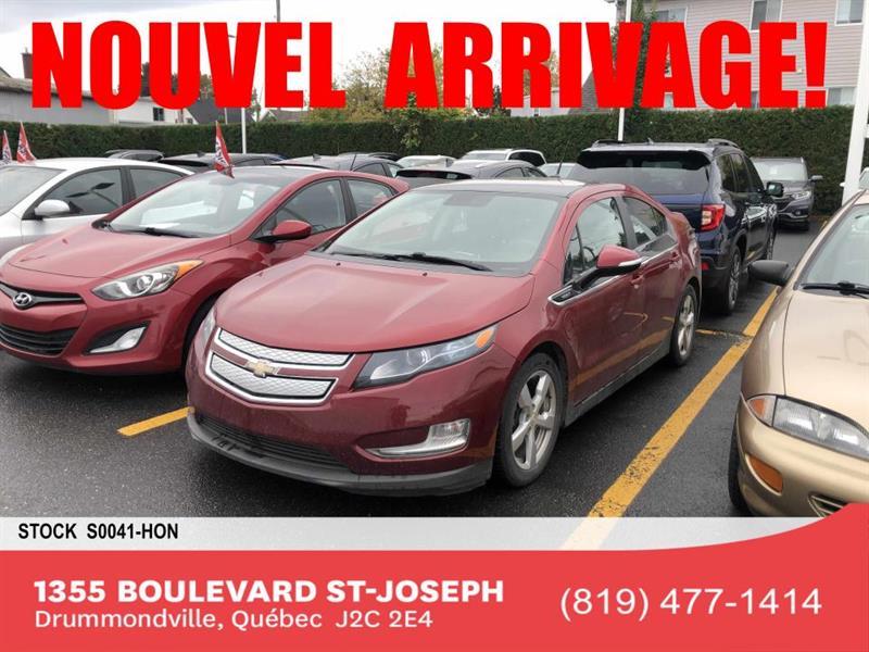 Chevrolet Volt 2012 Volt +BLUETOOTH+REGVIT+A/C