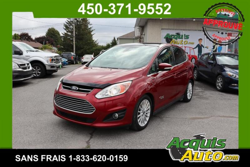 2014 Ford C-MAX