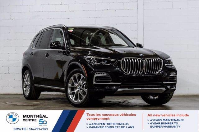 BMW X5 2021 xDrive40i, Premium, WIFI Hotsp
