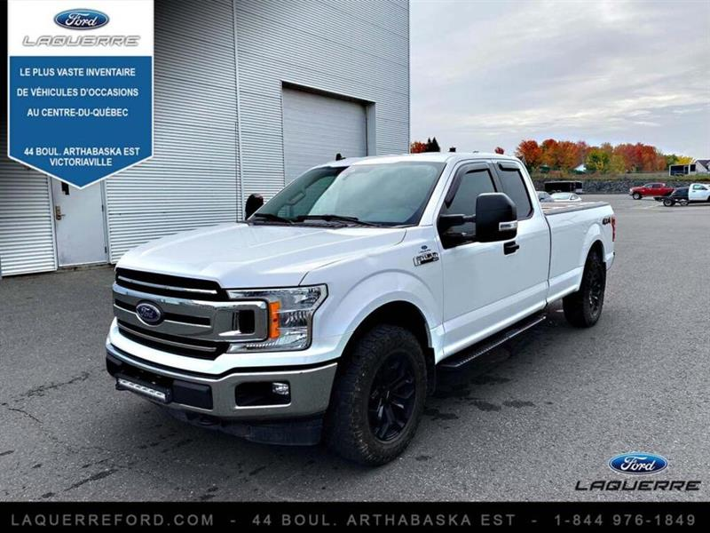 Ford F-150 2019 XLT cabine simple 4RM caisse d