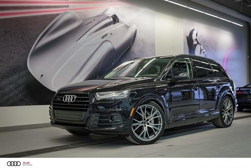 Audi Q7 2019 TECHNIK - V6T 3.0 TFSI - AWD Q