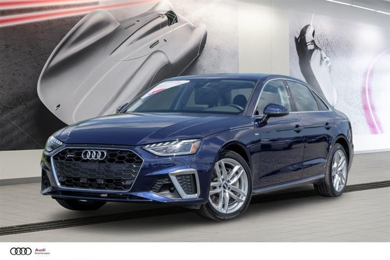 Audi A4 2020 TECHNIK - 2.0 TFSI - QUATTRO A