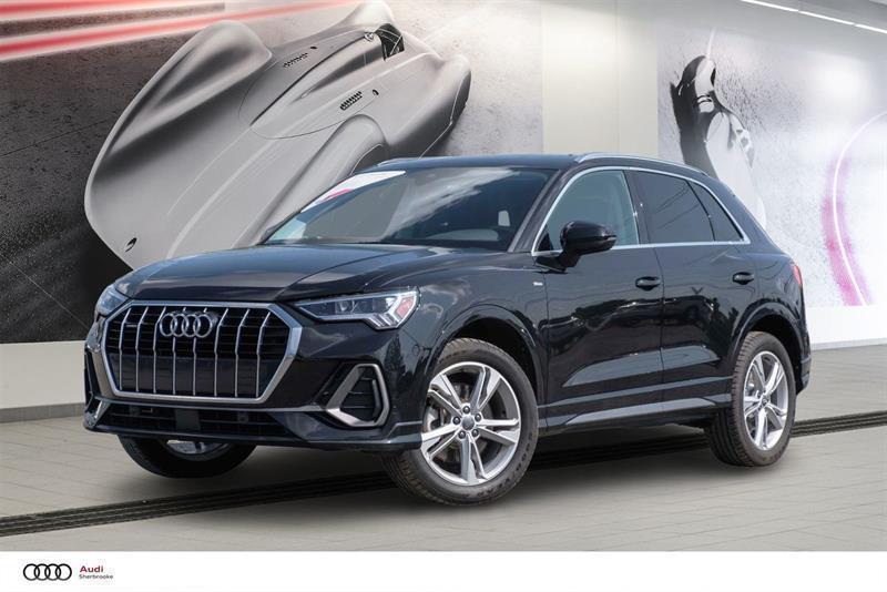 Audi Q3 2019 PROGRESSIV - 2.0 TFSI - QUATTR
