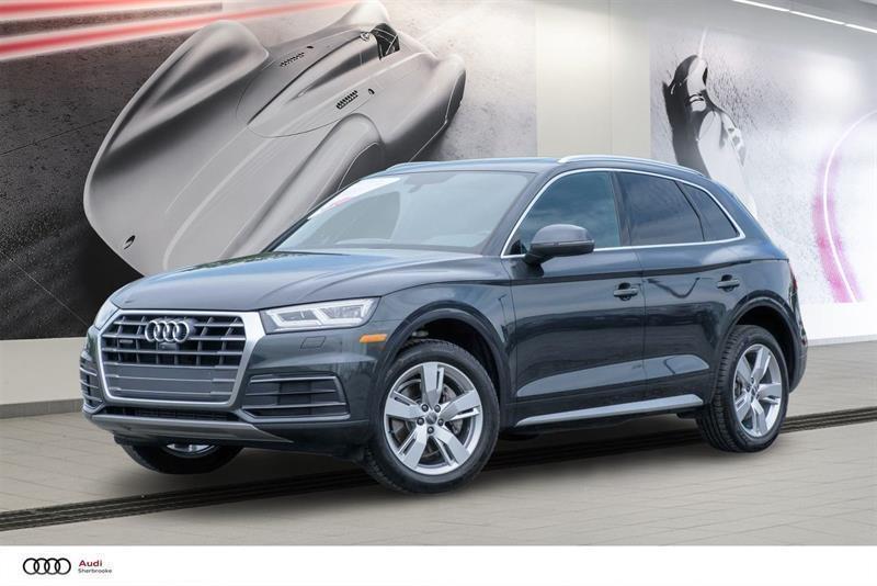 Audi Q5 2018 TECHNIK - 2.0 TFSI - QUATTRO A