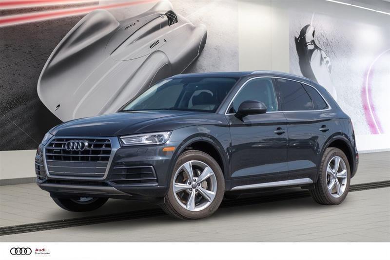 Audi Q5 2018 PROGRESSIV - 2.0 TSFI - QUATTR