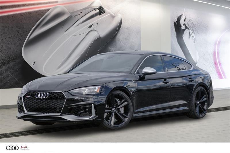 Audi RS5 2019 À VOIR - V6 TURBO - QUATTRO AW