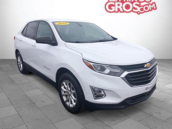 Chevrolet Equinox 2018 LS AWD