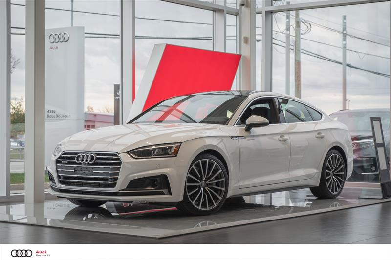 Audi A5 2018 SPORTBACK - 2.0 TFSI - QUATTRO