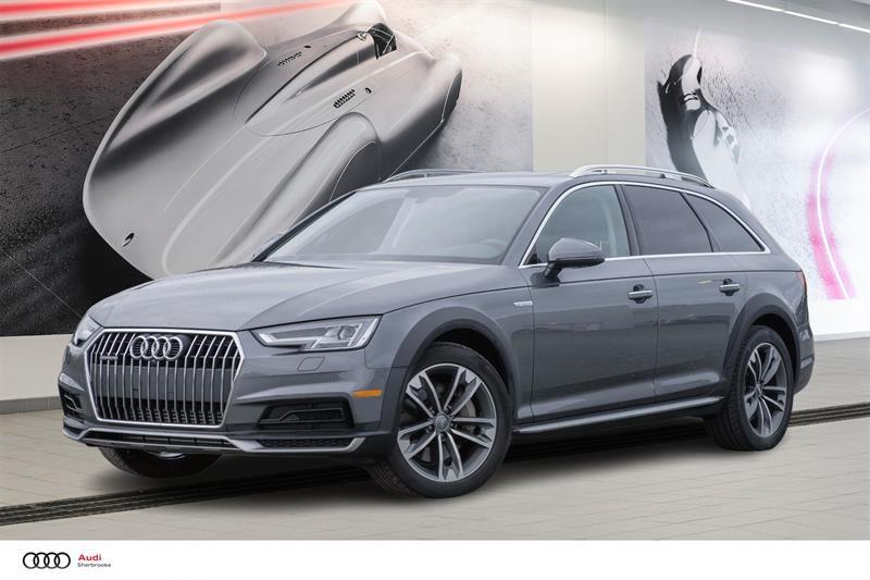 Audi A4 2019 TECHNIK - 2.0 TFSI - QUATTRO A