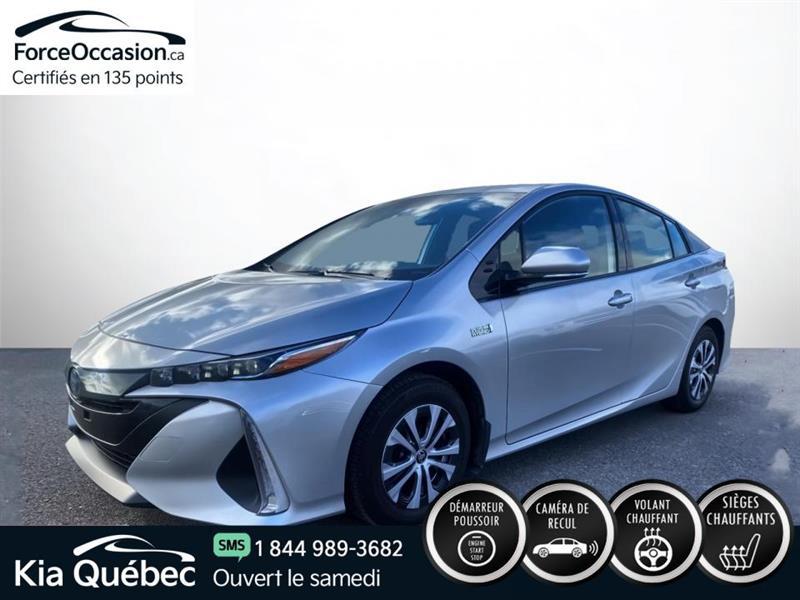 Toyota Prius Prime 2020 CAMERA * ANGLES MORTS * CRUISE