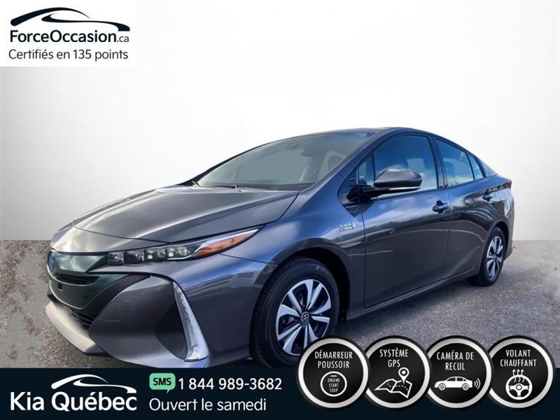 Toyota Prius Prime 2018 ANGLES MORTS * GPS * CRUISE AD