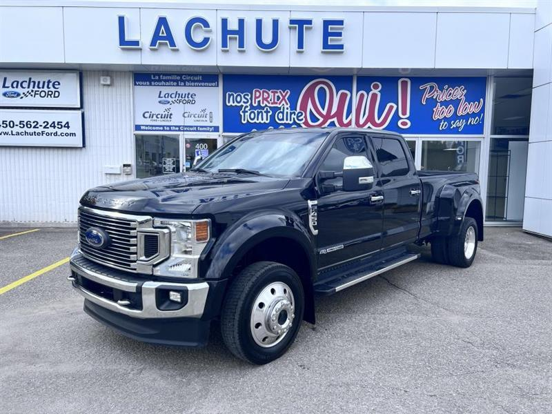 Ford Super Duty F-450 2020 XLT/4RM/ROUE DOUBLE/DIESEL/CAM