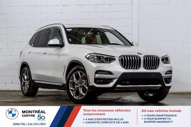 BMW X3 2021 xDrive30e. Hybride, Premium, C