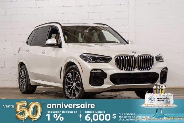 BMW X5 2020 xDrive40i, Premium, M Sport,