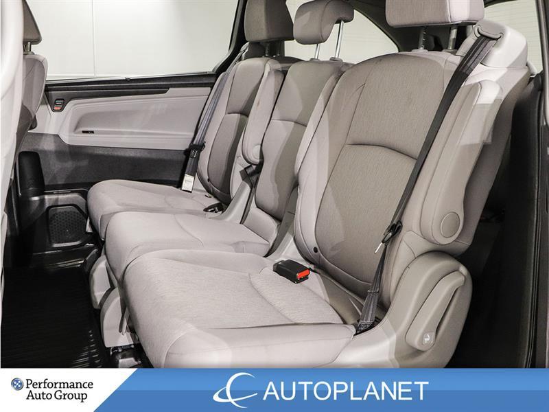 Honda Odyssey 18