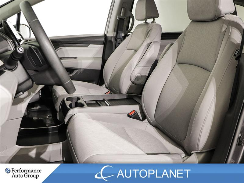 Honda Odyssey 23