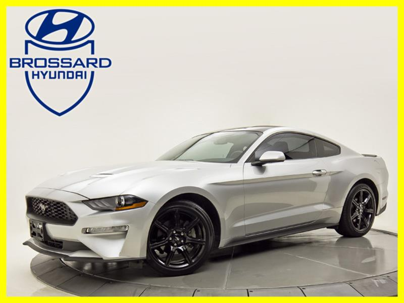 Ford Mustang 2019 ECOBOOST CLIM DEUX ZONES CAMER