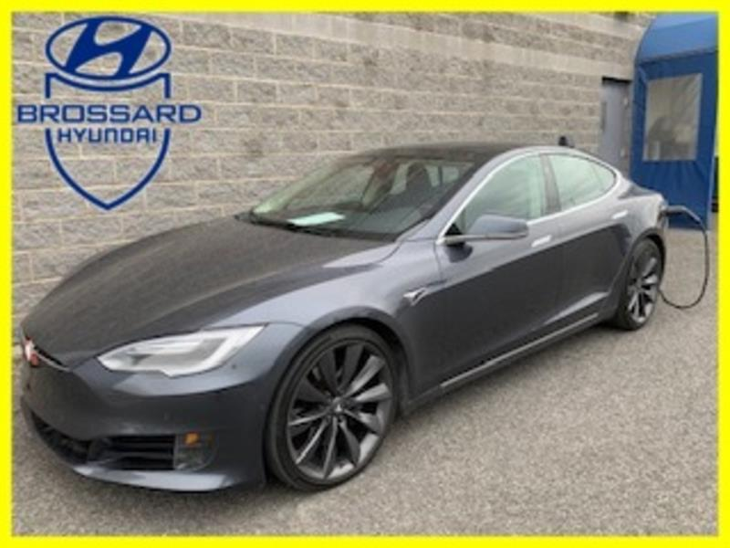 2017 Tesla Model S 60D AWD TOIT PANO MAGS 21 POUC