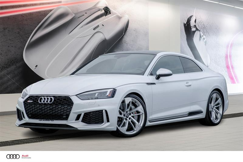 Audi TT RS 2018 3.0TFSI Quattro Tiptronic