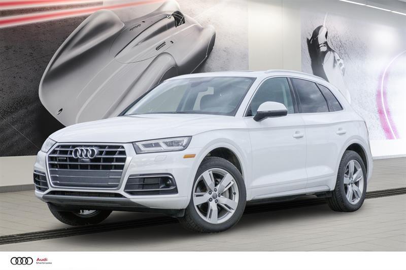 Audi Q5 2018 Technik - 2.0 TFSI - Quattro -
